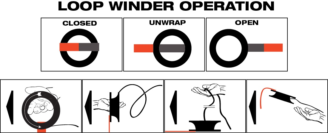 Winder operation
